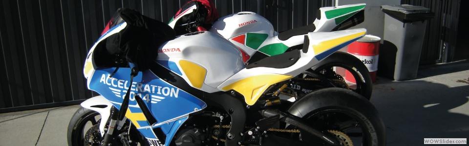 Race-Motoren